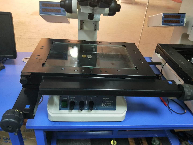 二手日本三丰MF-A3017工具显微镜