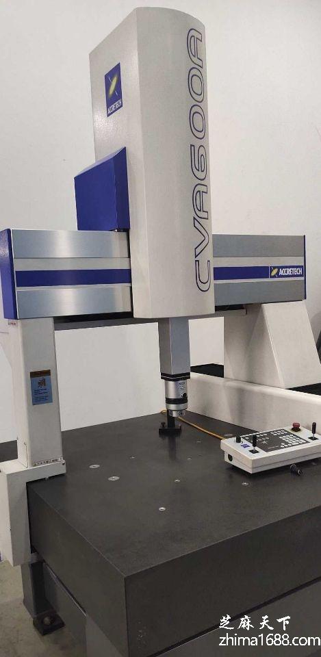 二手日本东京精密 CVA600A 扫描式三坐标测量仪