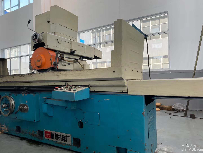 二手杭州M7150×16/HZ卧轴矩台平面磨床
