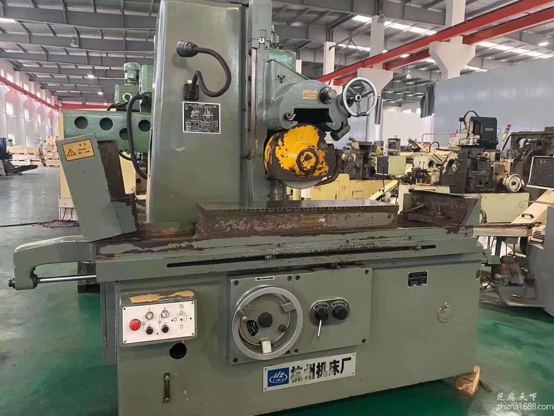 二手杭州M7130H普通卧轴矩台平面磨床