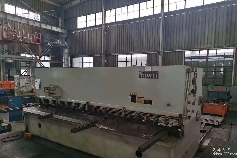 二手江苏亚威OC12Y-12×4000剪板机