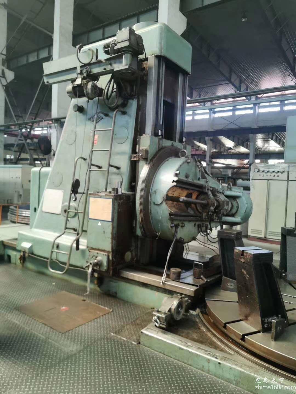 二手俄罗斯3.2米重型滚齿机