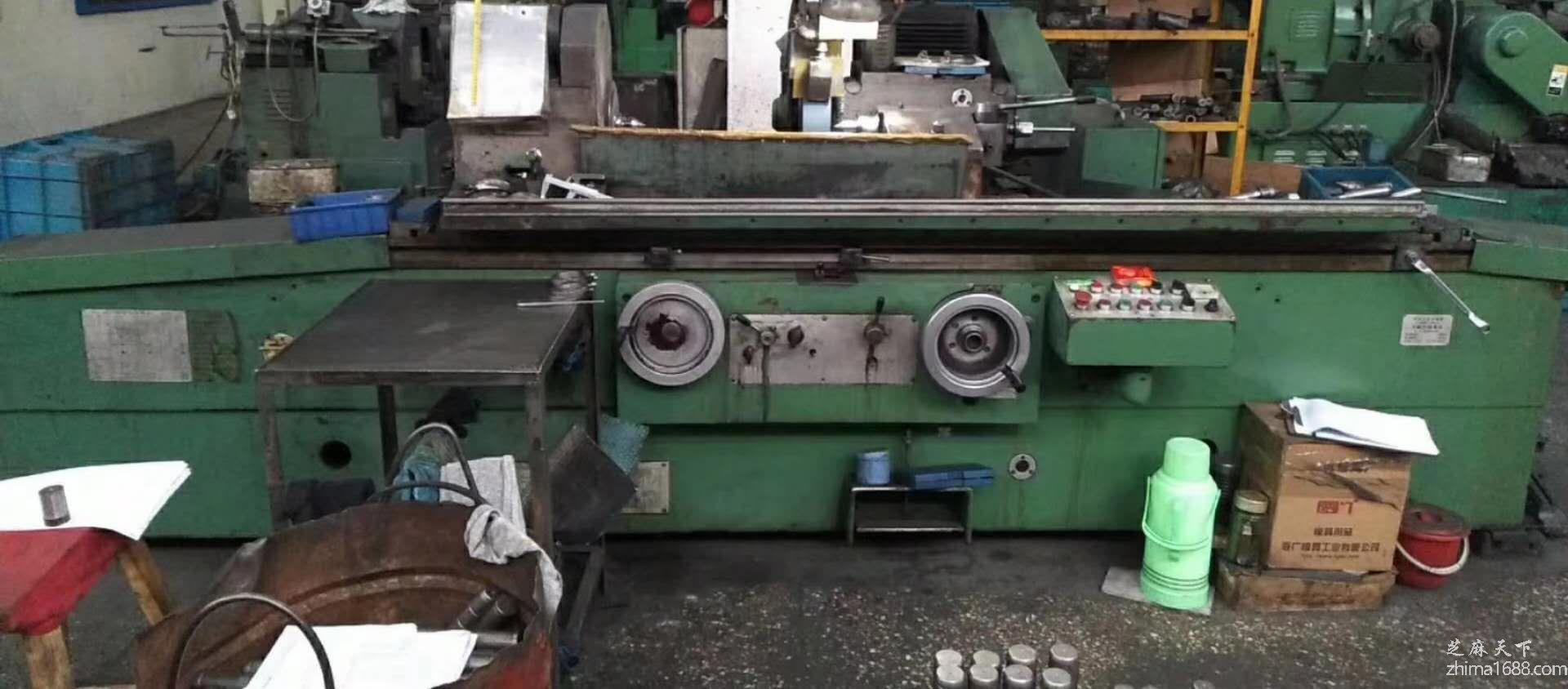 二手上海M1432B×1500外圆磨床