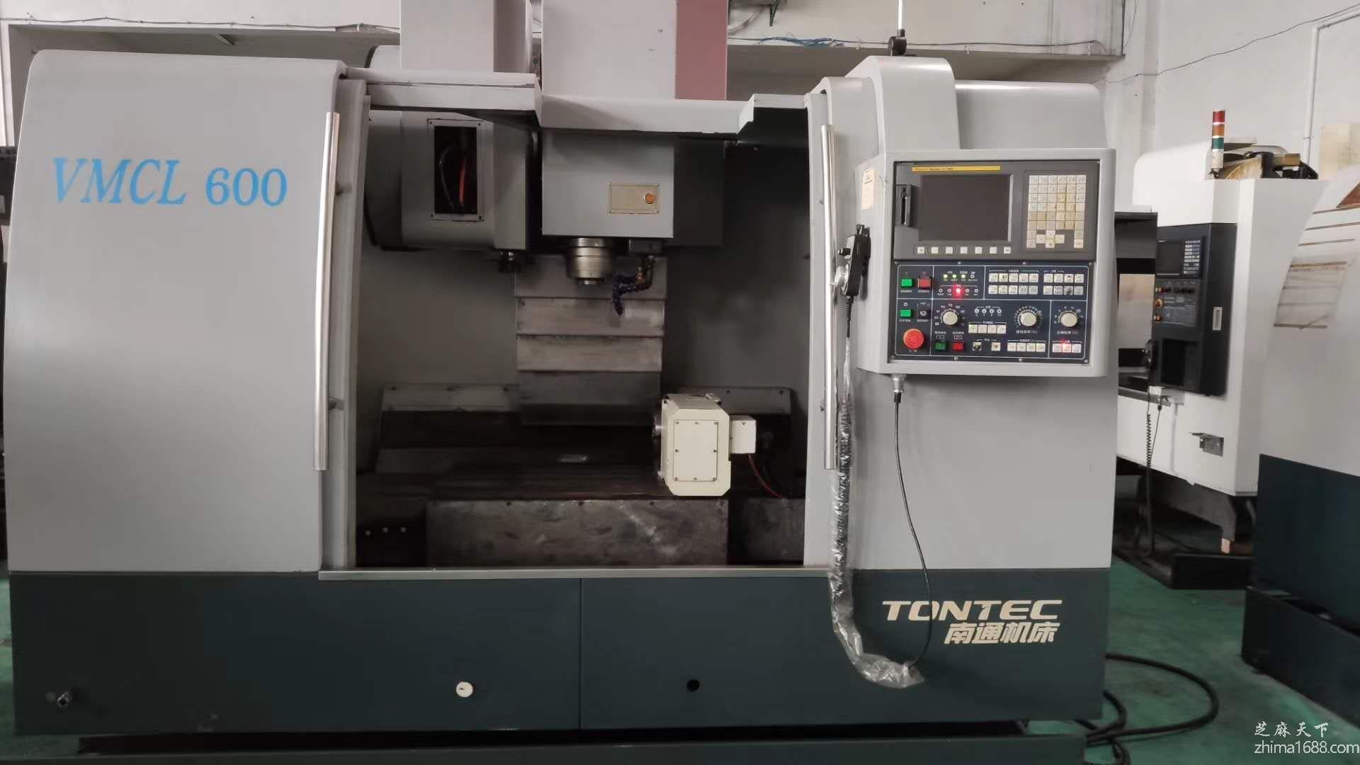 二手南通科技VMCL600加工中心(650)