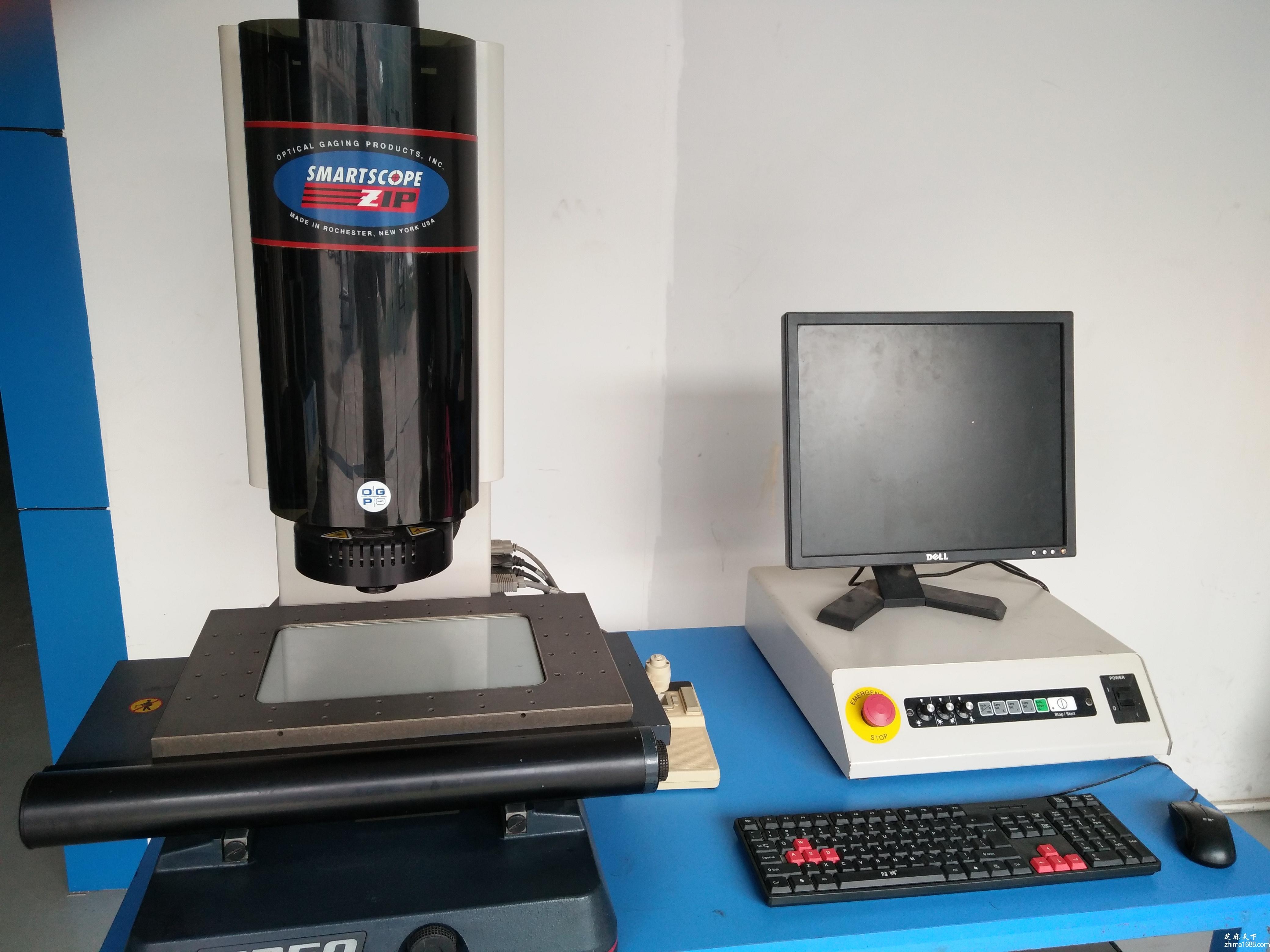 二手美国OGP ZIP250 光学全自动影像测量仪