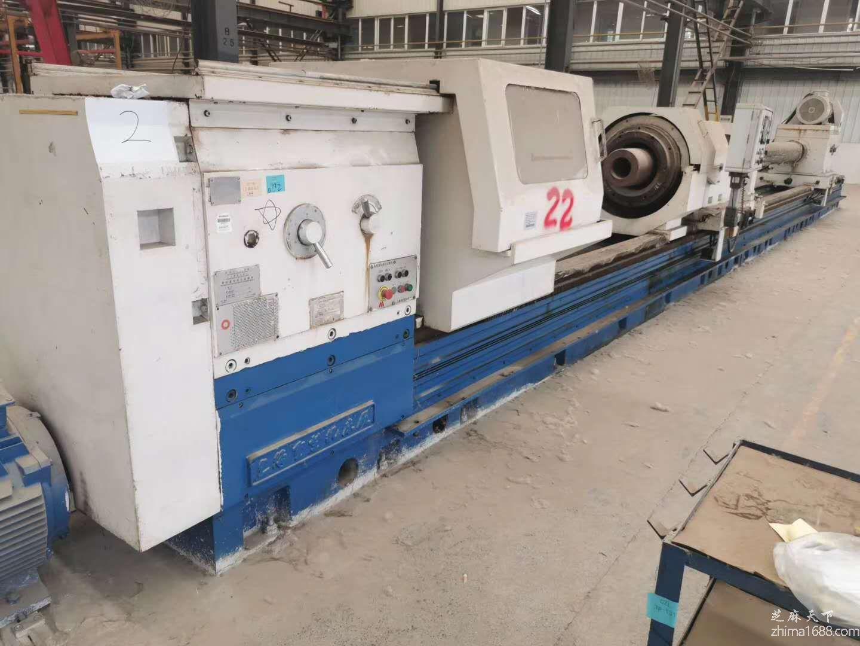 二手上海重型TS2250数控深孔钻镗床