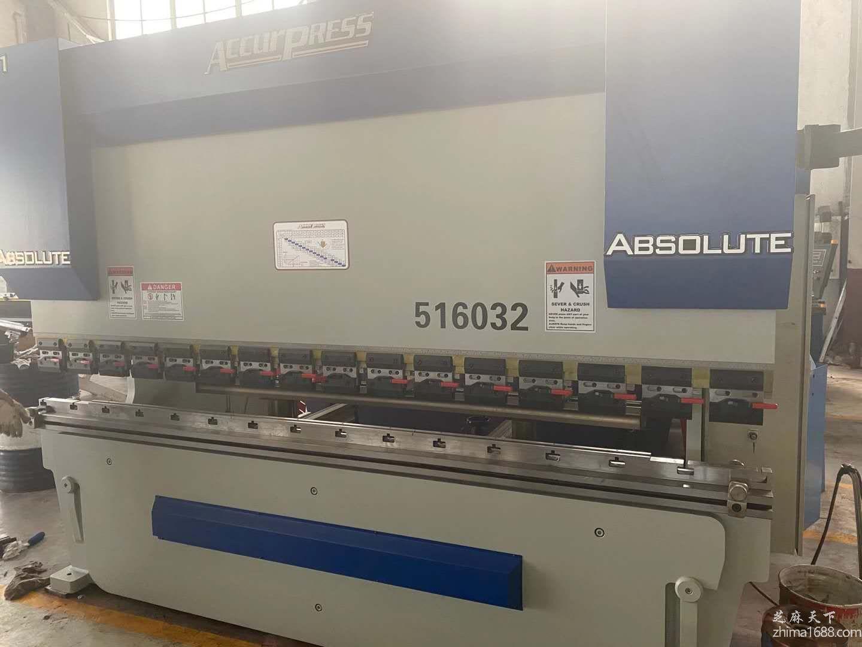 二手爱克516032电液数控折弯机(160吨3.2米)