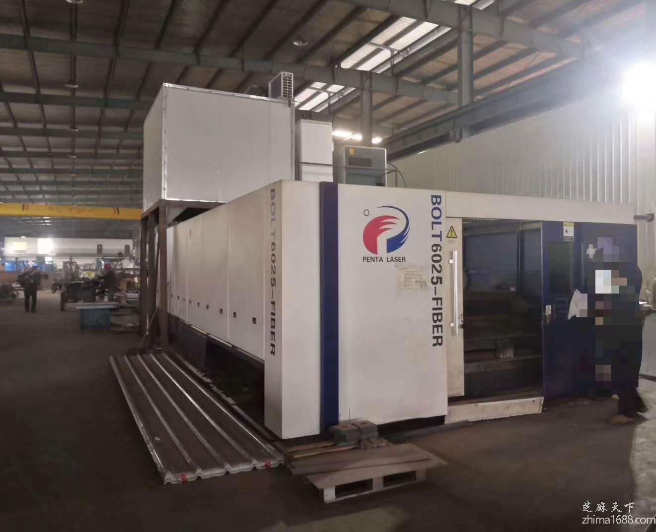 二手楚天BOLT6025-FIBER激光切割机(4000瓦)