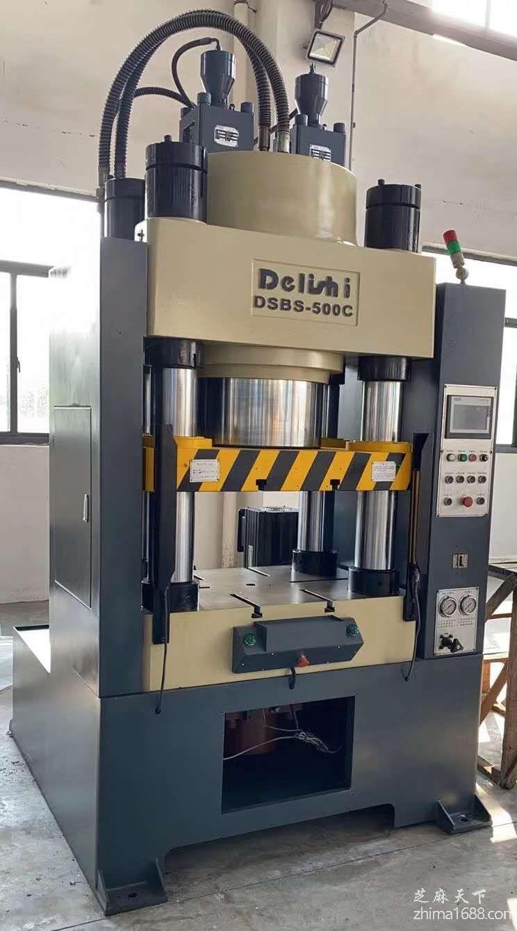 二手得力仕DSBS-500C油压机