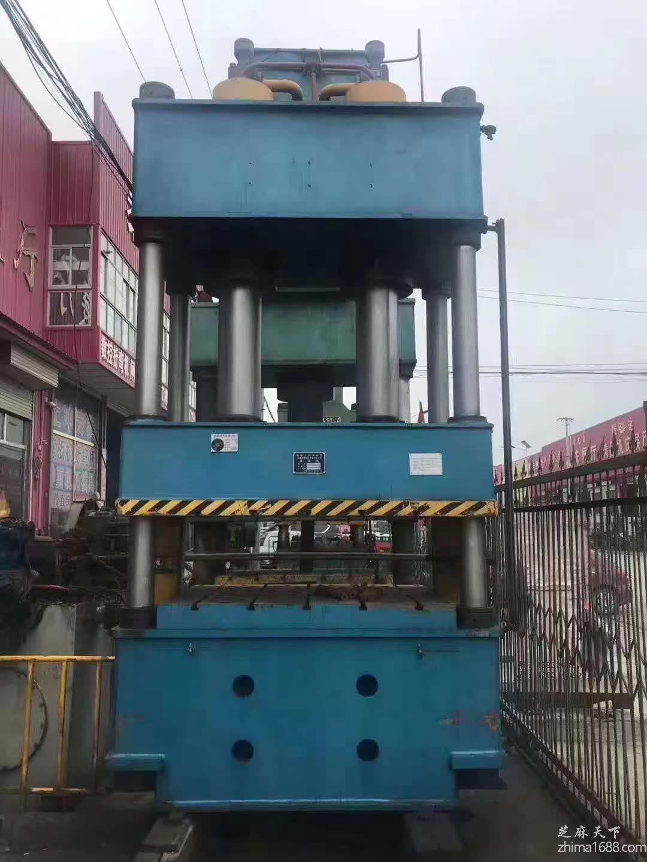 二手南通400吨液压机