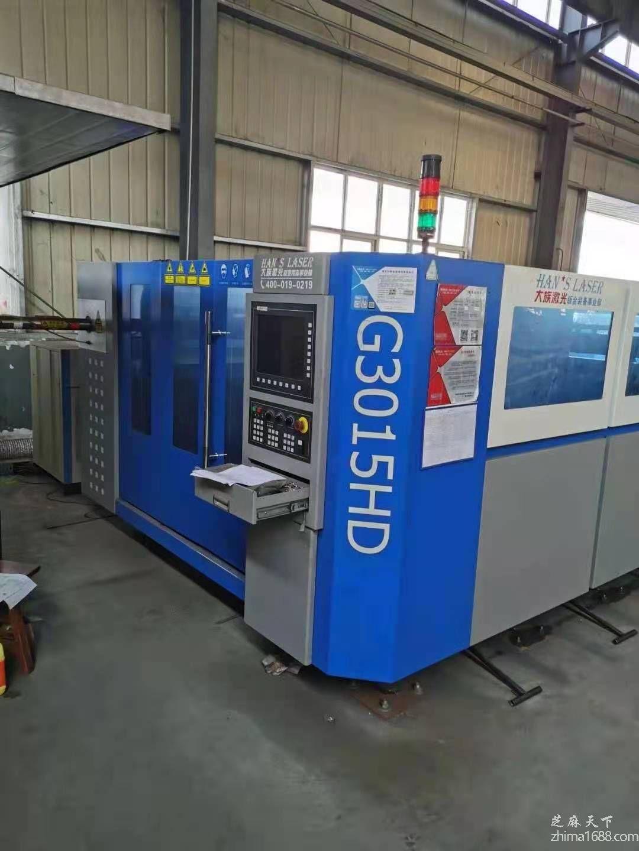 二手大族G3015HD二氧化碳切割机(2200瓦)