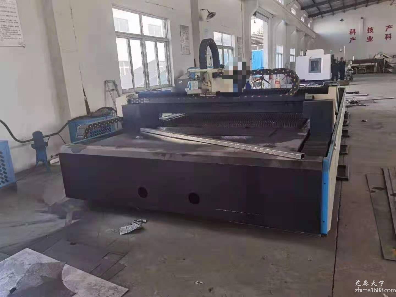 二手上海华族6020单工作台激光切割机