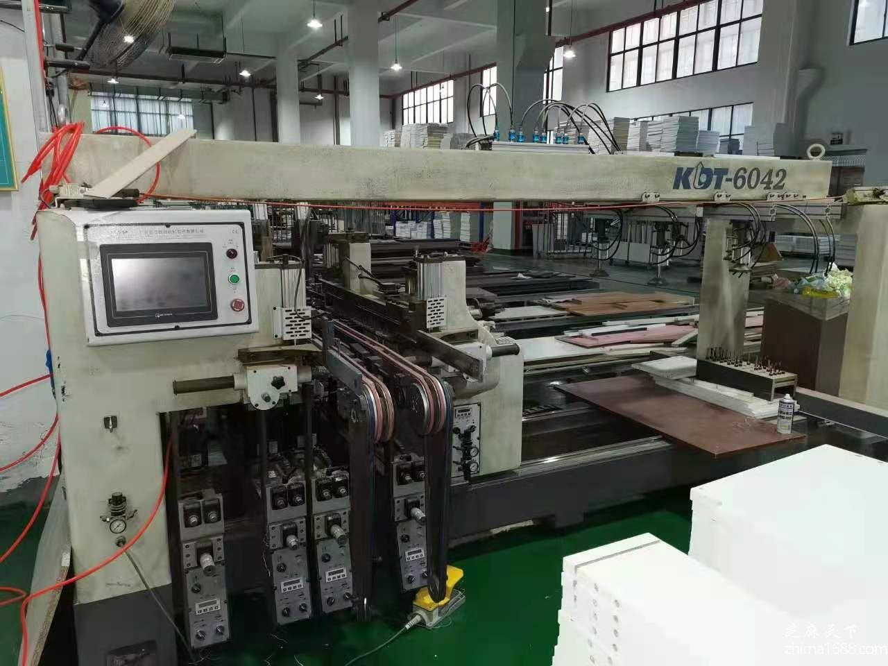 二手广州弘亚KDT-6042多排钻