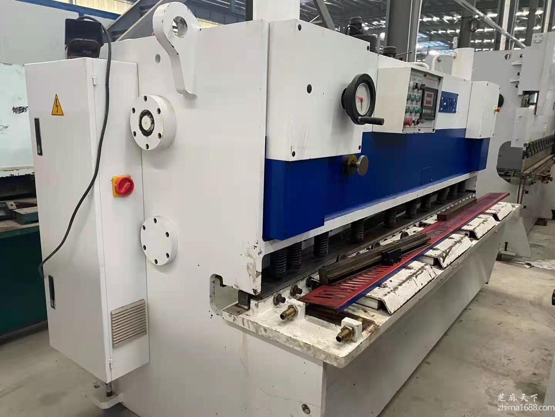 二手无锡神冲QC11Y-6×2500液压闸式剪板机