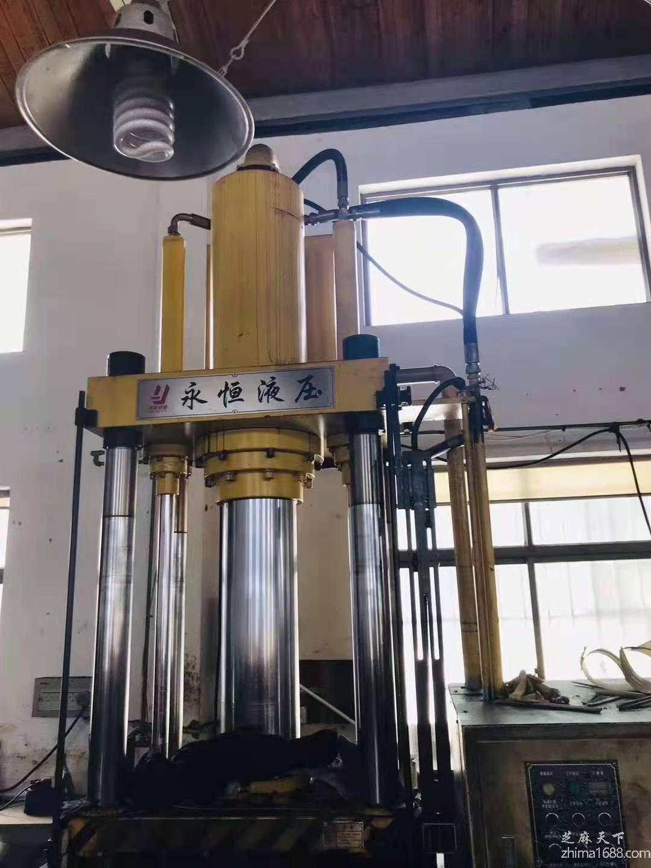 二手永恒Y98-200F液压胀形机