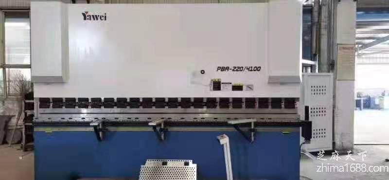 二手亚威PBR-220/4100数控折弯机