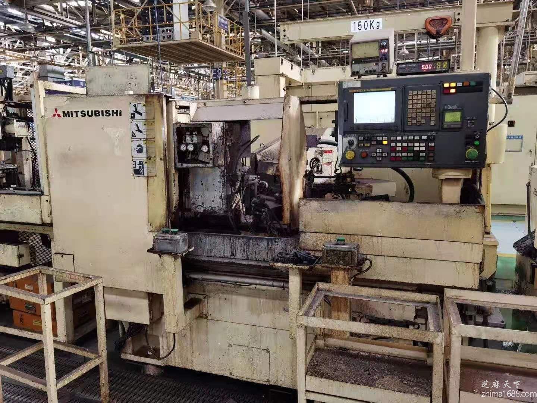 二手日本三菱PD32S-B50A斜面研磨机