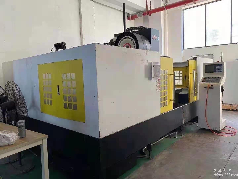 二手东莞俊育LTMC-2480型材加工中心