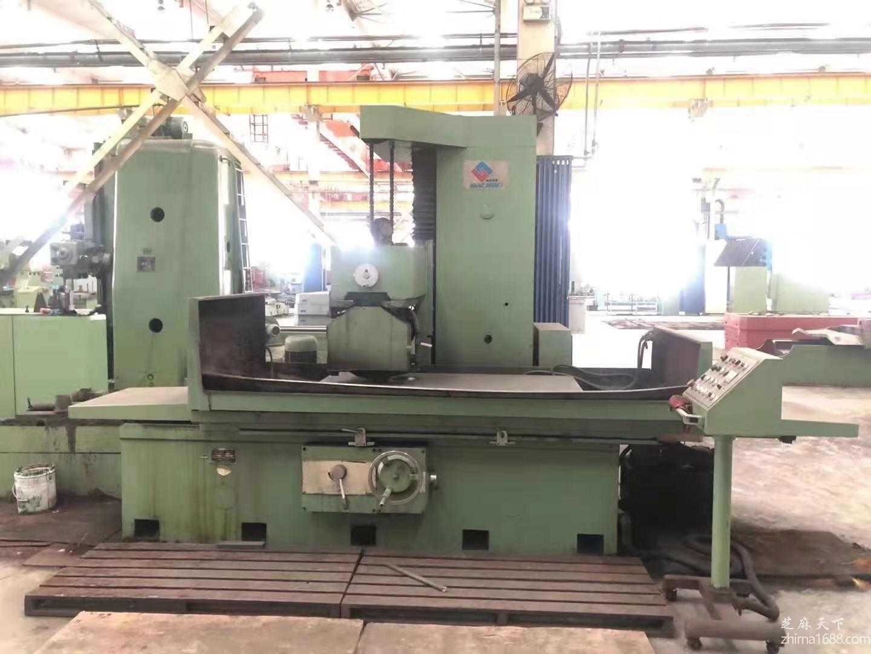 二手桂林桂北M7180×16A-GM卧轴矩台平面磨床