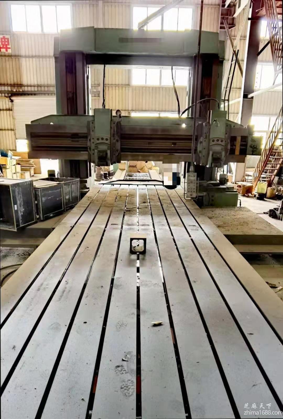 二手德国产B2025重型龙门刨床
