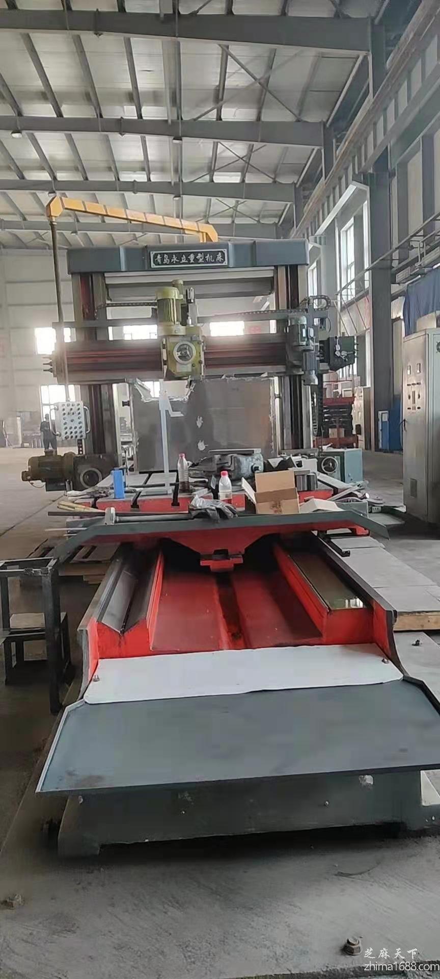 二手青岛永立BXM2020C-2龙门刨铣床(6米)