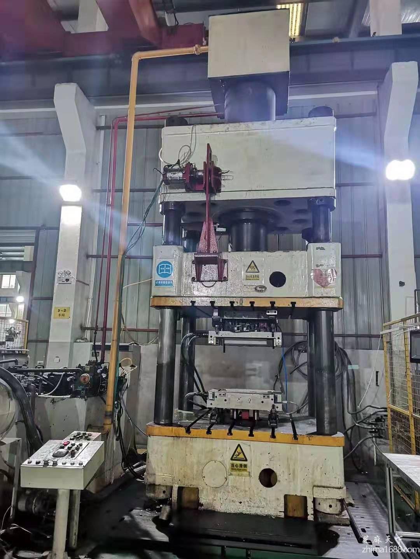 二手合肥广源500吨油压机