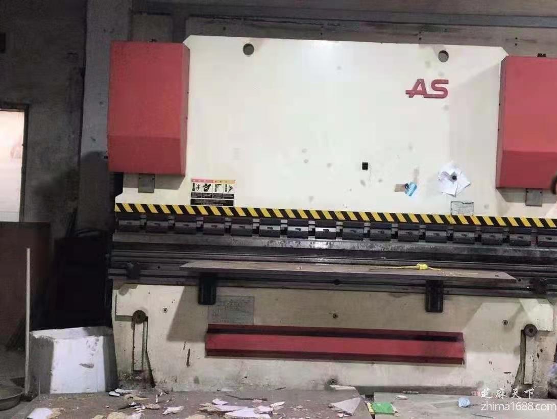 二手上海冲剪PS16032K(AS)数控板料折弯机