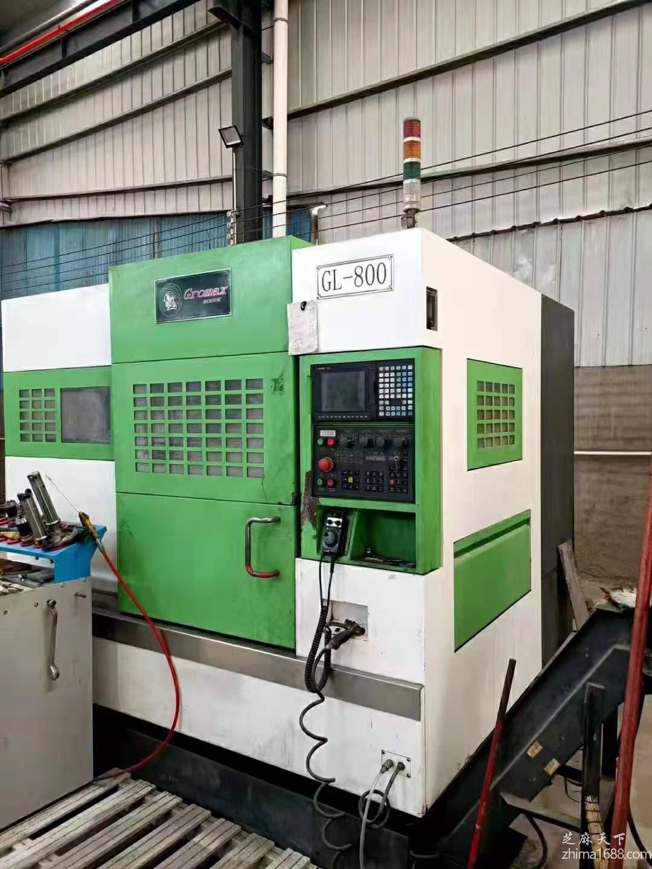 二手台湾格勒马GL-800加工中心