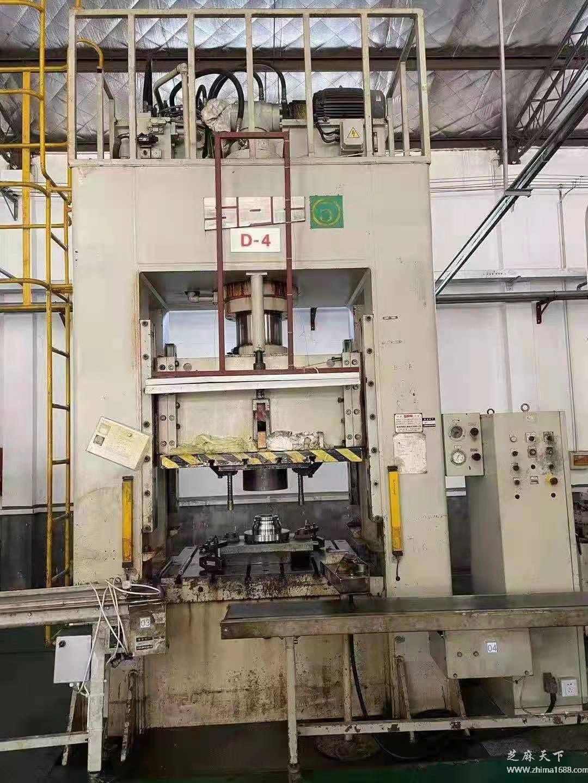 二手台湾迪斯HD-200-2S油压机(200吨)