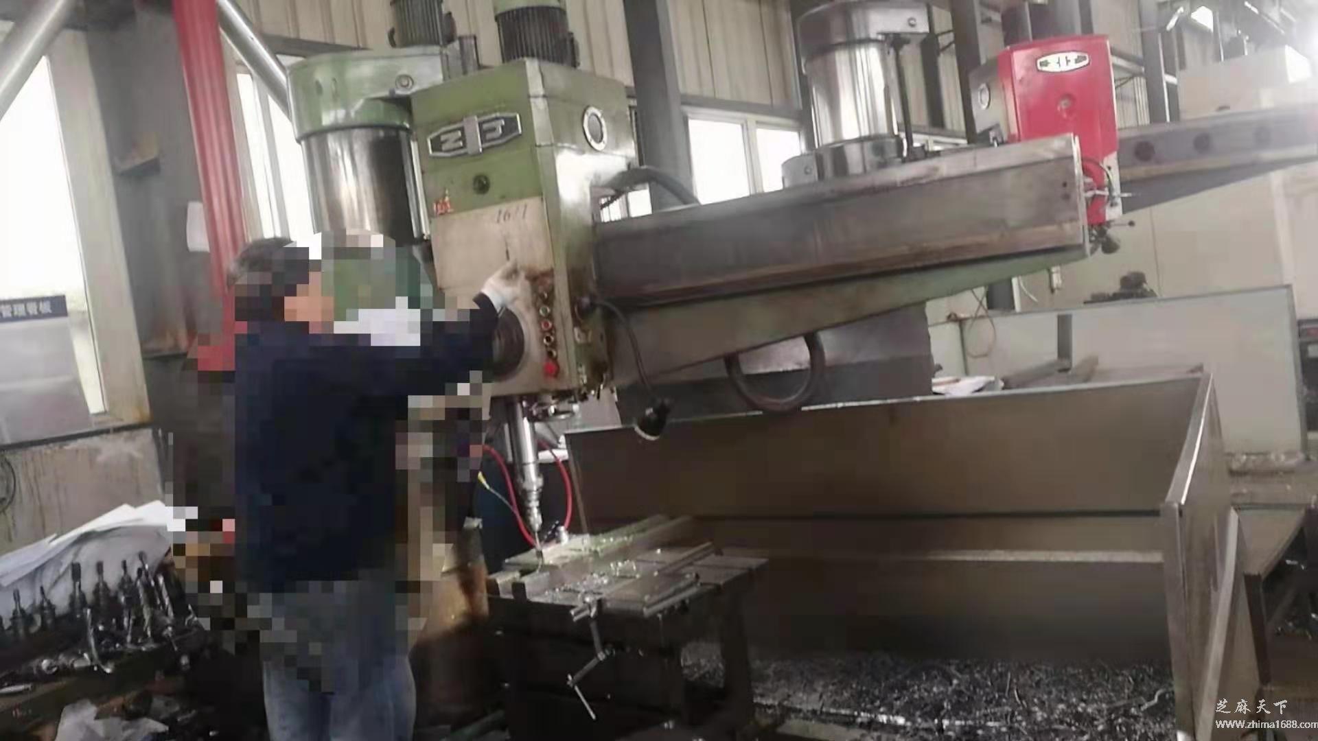 二手沈阳中捷Z3050×16-1摇臂钻