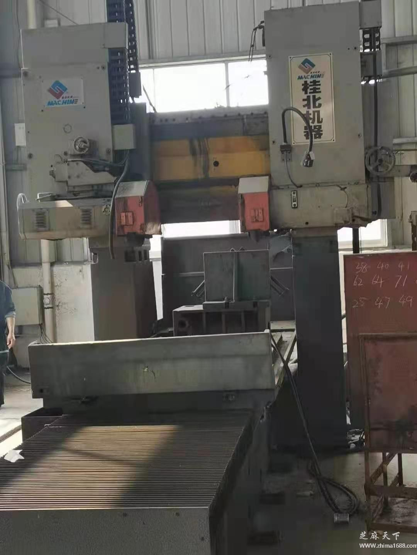 二手桂林GM-KD2010A数控龙门导轨磨床