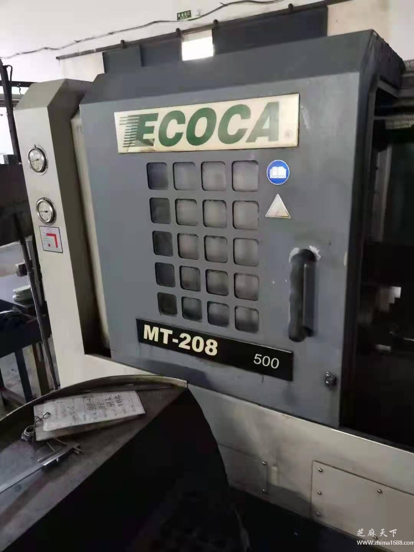 二手胜杰MT-208数控车床