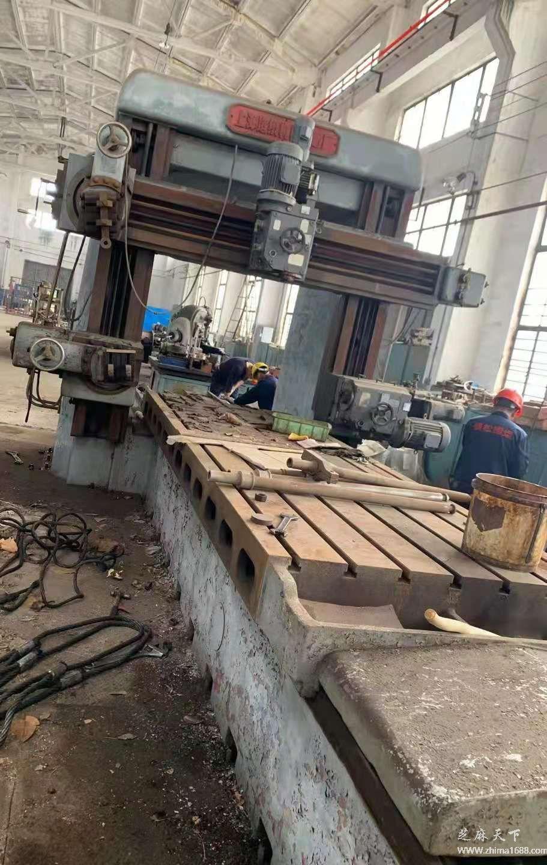 二手上海B2016A龙门刨床(4米)
