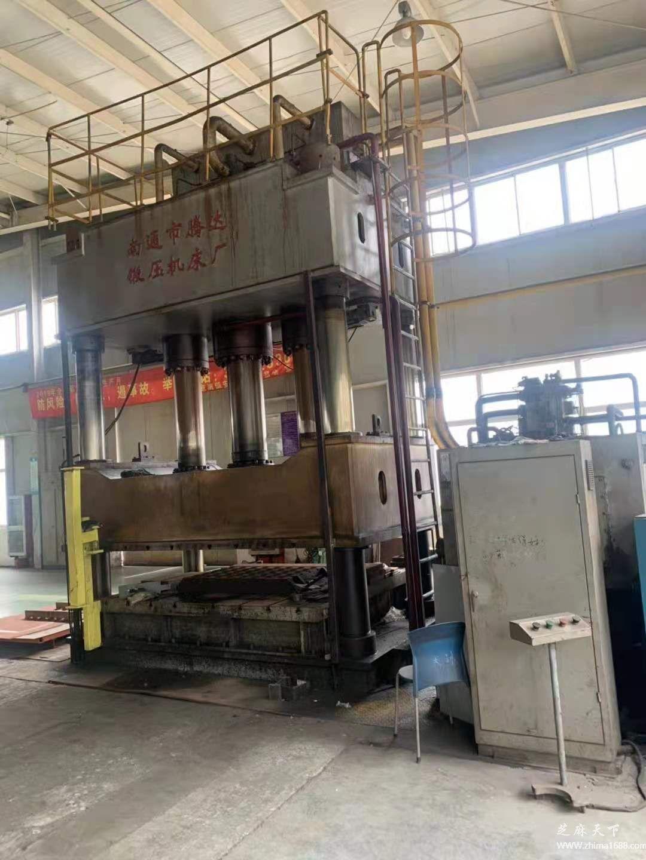 二手南通1000吨四柱液压机(1000吨)