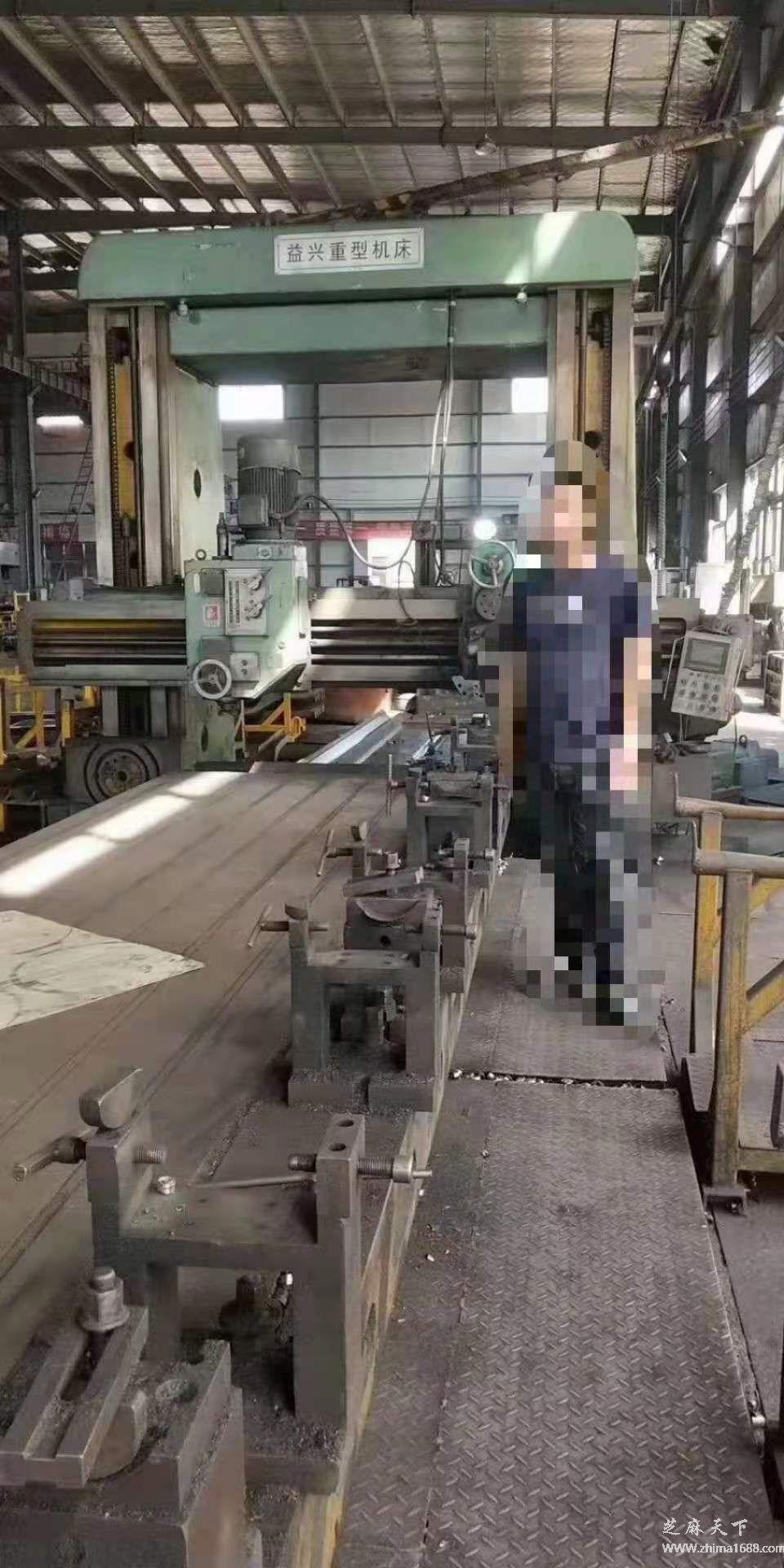 二手山东益兴BXM2020×60龙门刨铣床(2×6米)