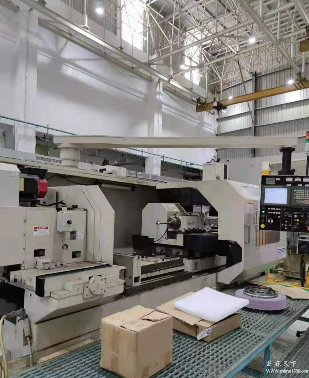 二手新日本工机GRI-1000N2数控内圆磨床