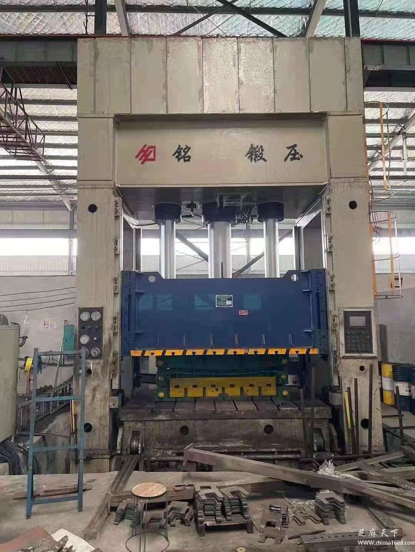 二手江苏铭格YMK27-630T液压机