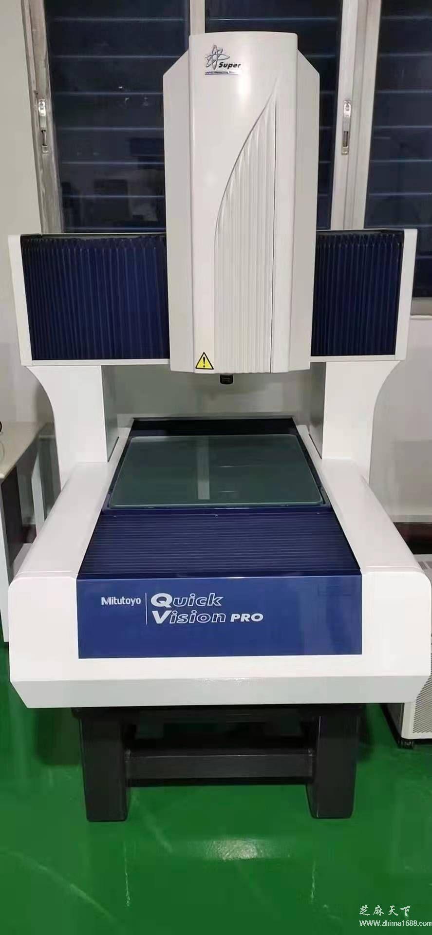 二手三丰QV404自动影像测量仪