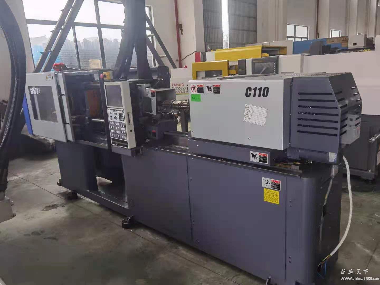 二手日本住友SE50DU电动注塑机(50吨)