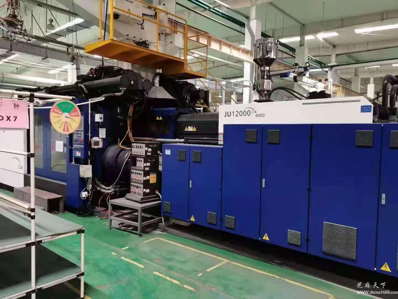 二手海天二代机JU12000伺服注塑机(1200吨)