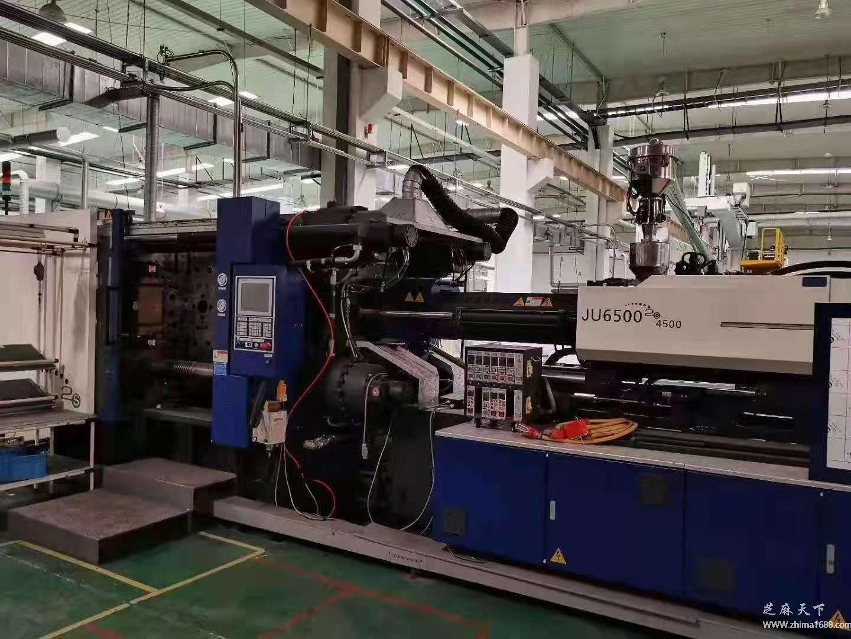 二手海天JU6500 2S伺服注塑机(650吨二代机)
