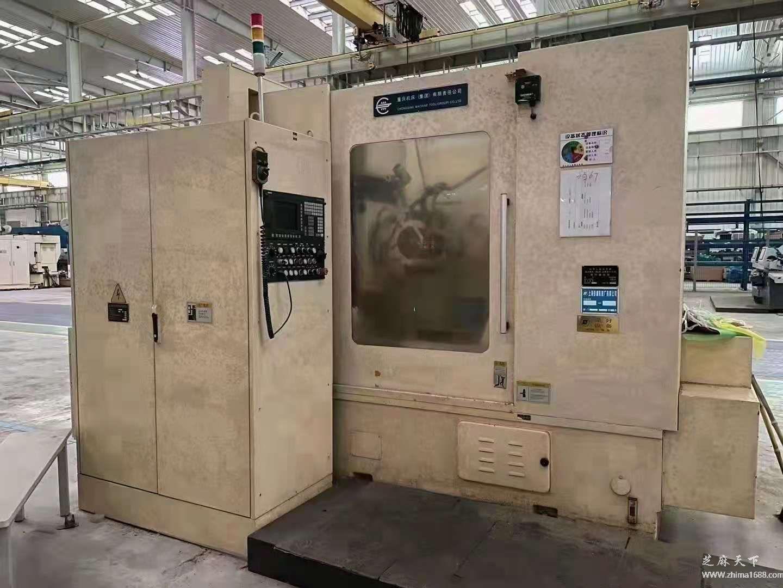 二手重庆YKB3180数控滚齿机