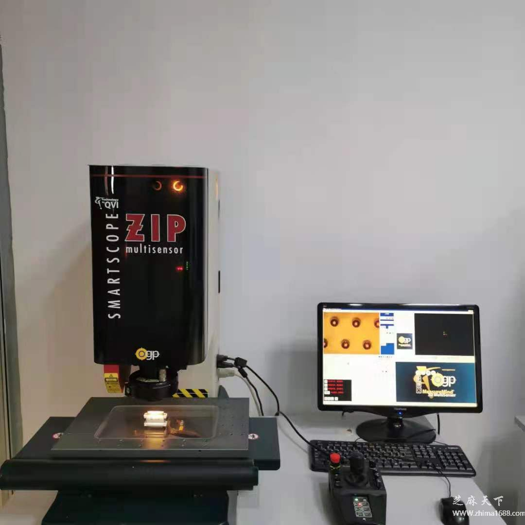 二手OGP ZIP250自动影像测量仪