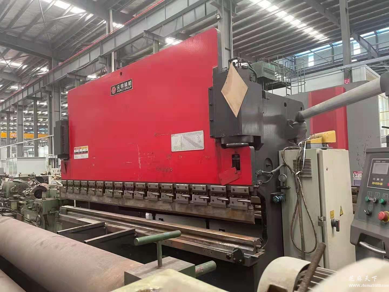 二手沃得WC67KJ160/3200折弯机(160吨3.2米)