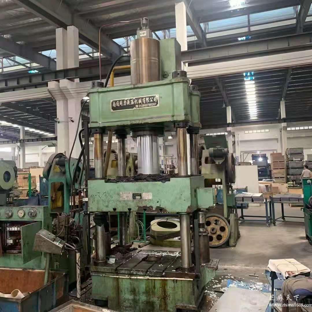 二手南通同力YA32-200液压机(200吨)