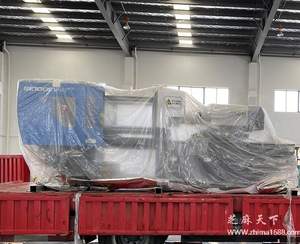 二手住友SE100EV-A-FT注塑机(100吨)