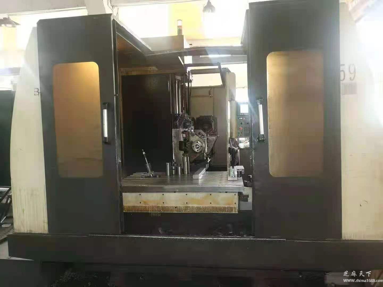 二手环球DHD1007数控深孔钻