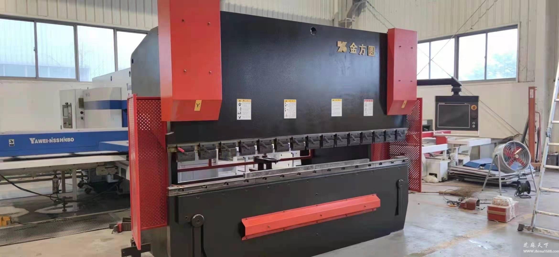 二手金方圆PR-150×3100数控折弯机(150吨3米1)