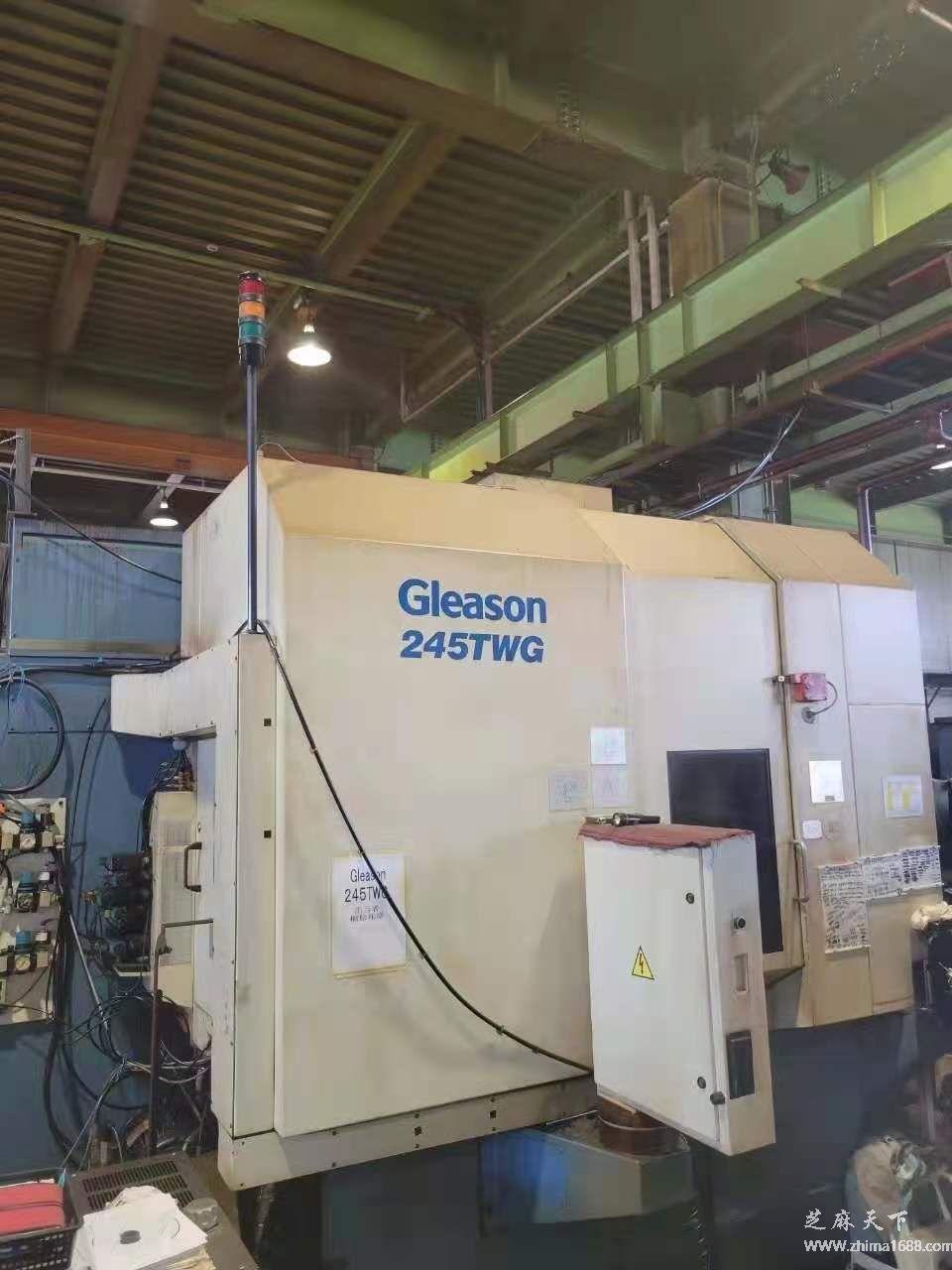 二手格里森245TWG高速高效磨齿机