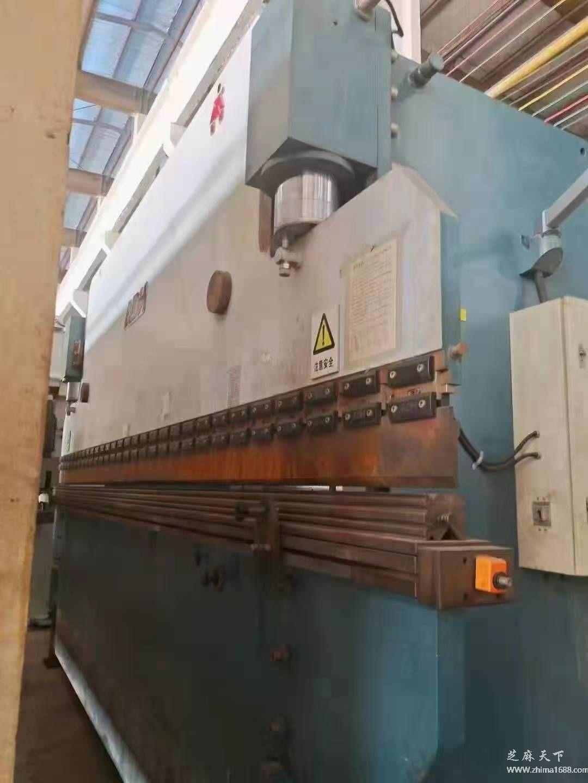 二手安徽东海WC67K-200/6000数控液压板料折弯机
